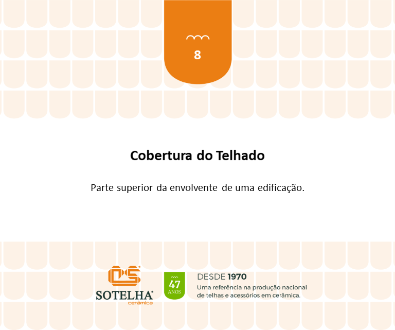 significado cobertura do telhado